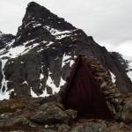 Koie i fjellet