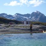 Pause før Fugløya