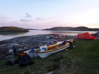 Camp Nord-Arnøy