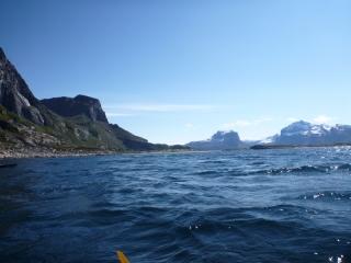 Yttersia av Fugløya