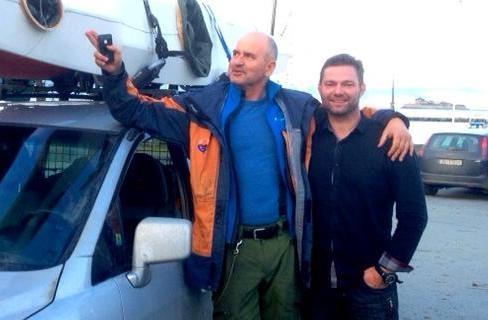Sigurd og Brian