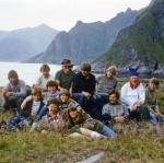 Lofoten i 1980