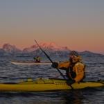 Fellestur til Hjartøya i januarkulda