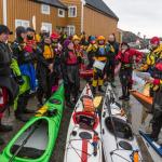 Her informeres den største enkeltgruppen på tur av Turleder Runar Holdahl